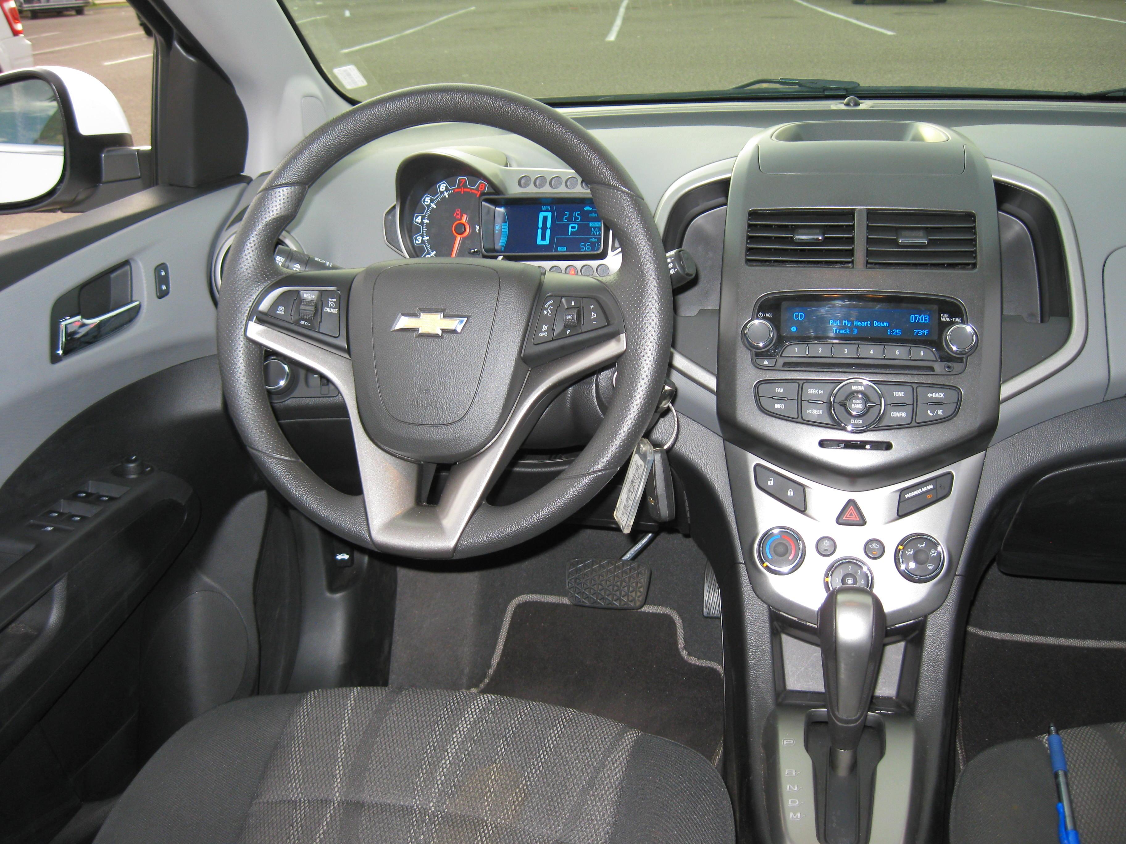 Chevrolet Sonic Lt 2014 Almost Super Sonic Consumer